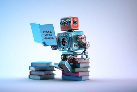 старший робот по работе с клиентами
